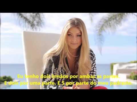 Gigi Hadid - Entrevista [LEGENDADO PT/BR]
