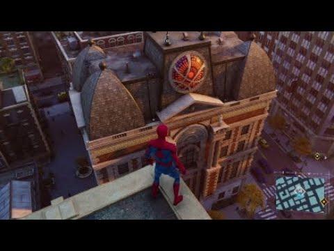 Marvel's Spider-Man - Sanctum Sanctorum (Doctor Strange Easter Egg)