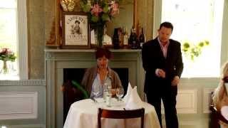"Short Film ""Lucky Old Bag"" tarry Nigel Richards"