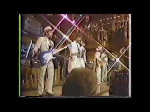 Band Atlanta TV Video 8, Church Street Station, 1985
