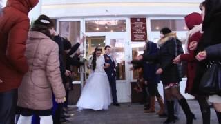 Наша свадьба 2015 г.(Клип)