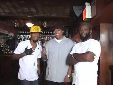 Mr Aktain Interview w/ Smif N' Wessun