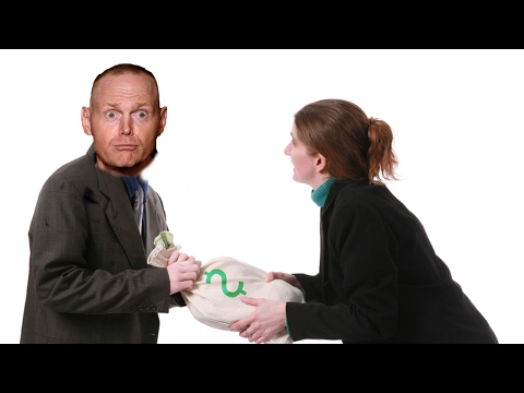 Bill Burr Rants on How to Handle a Cheating Wife & Thoughts on Alimony
