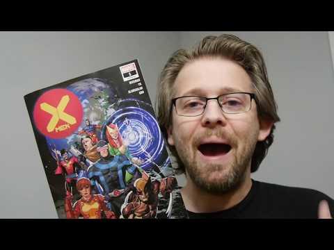 Marvel Comics Review: X-Men (2019) #1