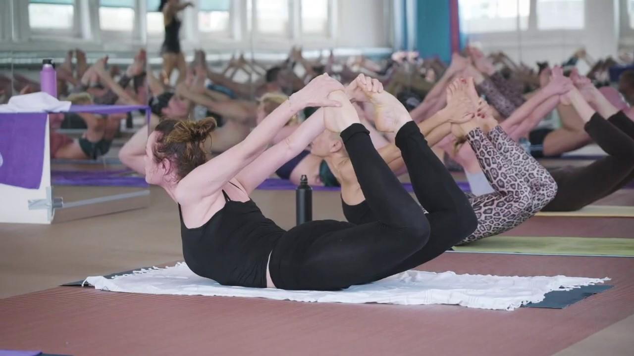 Bikram Yoga Zurich Youtube