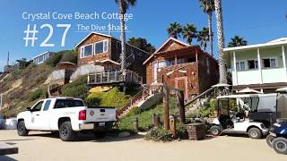 Crystal Cove Beach Cottage #27