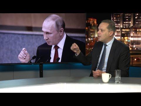 Экономика вечного Путина