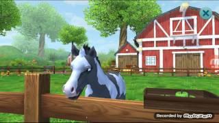 Обзор+ЛетсПлей на игру StarStable Horses