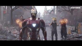 Bumblebee in Avengers Infinity Wars Deleted Scene