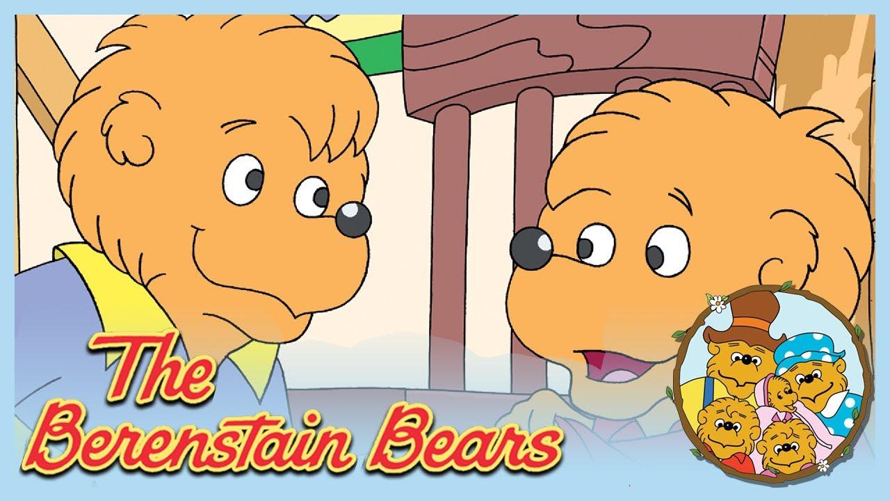 Berenstain Bears Car Trip
