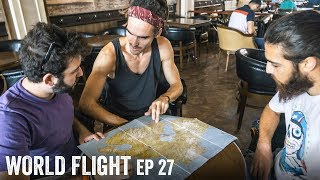 GREEK ADVENTURE BEGINS - World Flight Episode 27
