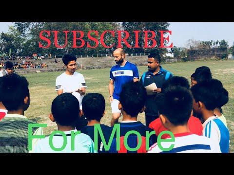 Trials for NRL Academy, Assam in Kokrajhar, BTAD Assam