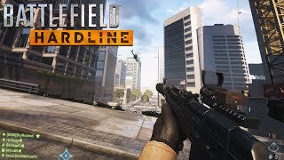 Battlefield: Hardline - Heist PC Gameplay