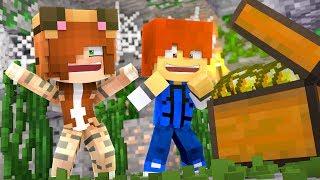 Minecraft Daycare - HIDDEN TREASURE !? (Minecraft Roleplay)