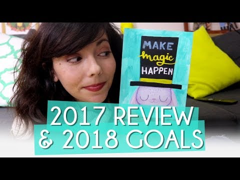 My first year as a freelance illustrator and goals for 2018