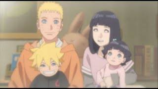 Naruto First Moment with Himawari - Parents and Child's Day (English Sub)