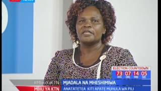 Mwakilishi wa kike Trans Nzoia-Bi. Janet Nangabo aeleza aeleza kwanini alijiunga na Jubilee