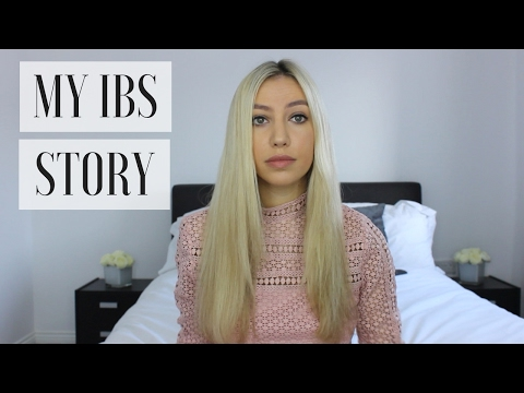 WE NEED TO TALK ABOUT THIS - MY IBS & ANXIETY STORY | Scarlett London