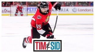Finding a trade for Karlsson could be a long process