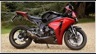 "(NOW SOLD) 2009 Honda CBR1000rr ""Fireblade"" walk around & start up FOR SALE £4750 SEPTEMBER 2020"