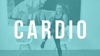 Low Impact Cardio KICKBOXING 🔥 & Stretching Intervals / Beginners & Intermediate