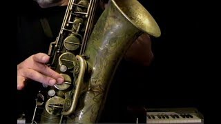 The First Step to Soloing on All of Me - Jazz Sax Quick Tips #30 - Saxophone Lessons