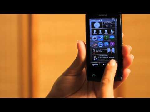 Meet the Nokia 500