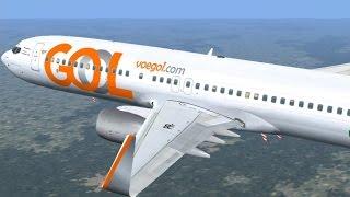 gol 737 800 pr gxz nova marca 2015 pmdg hd