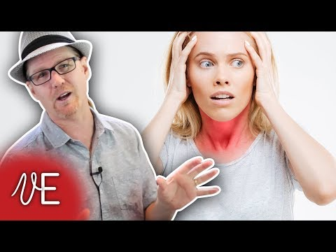 My voice hurts when I sing! | Should I have it checked by an ENT? | #DrDan 🎤
