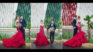 đám cưới chú rể đẹp trai cô dâu đẹp gái ( Phuoc Di - Hong Thuy )