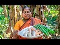 Fish Cooking Recipe: Carp Fish, Potatoes & Drumstick Curry Recipe in Village Cooking by Mom