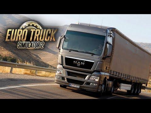 Convoy oficial RomaniaElit ETS Scandinavia 11.01.2018