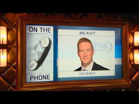 FOX Sports College Football Analyst Joel Klatt Talks Top CFB Players, Match Ups & More - 9/1/16