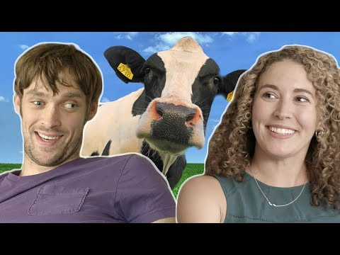 COW BURPS! And How Vegans Save The Environment | Earth Your While