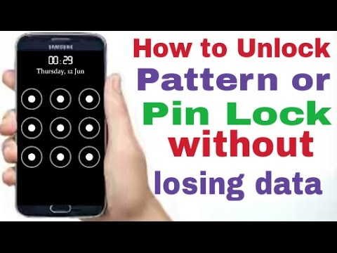 How To Unlock Android Pattern Lock Without Losing Data YouTube Cool How To Unlock Htc Pattern Lock Without Losing Data