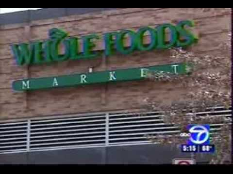 Organic food made in China ????Whole Foods Mkt