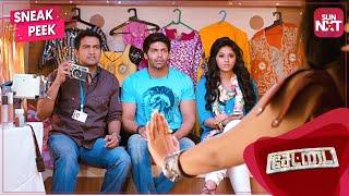 Funniest artist interview ever ft Arya & Santhanam | Sneak Peek | Settai | Full Movie on SUN NXT