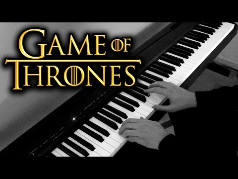 Game of Thrones Opening - Main Theme - Piano Cover