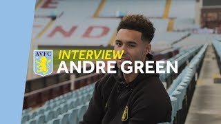 Andre Green: Keep singing loud and proud