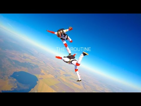 The Routine   Freefly World Champions   #wannafly