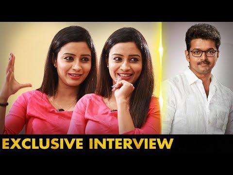 விஜய் என்னிடம் வந்து பேசினார் | Sun Music VJ Actress Sangeetha Interview | Franka Sollata | Azhagu