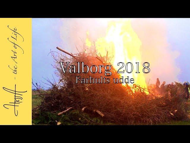 Valborg 2018 Valborgsmässoafton Walpurgis Eve