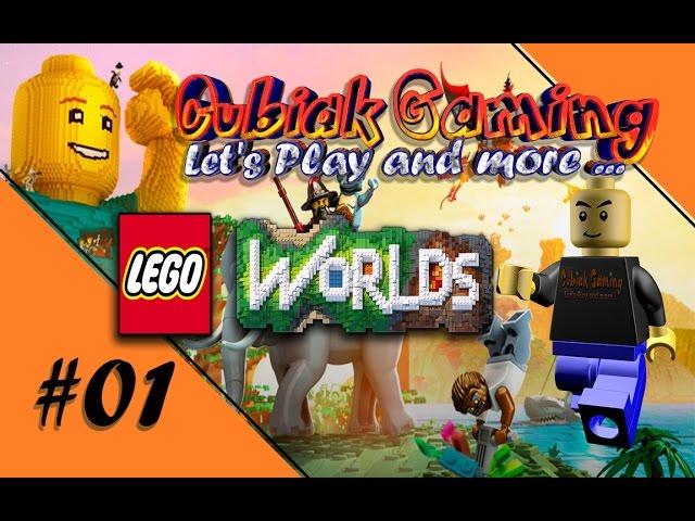 DIE MUTTER ALLER STEINE ★ Let's Play LEGO Worlds #001