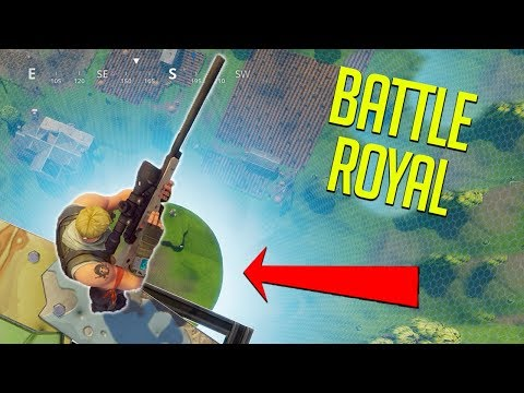 Breaking Battle Royal! [Fortnite]