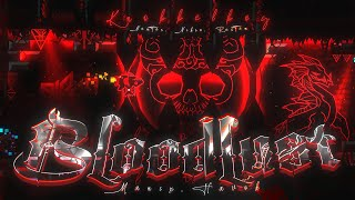 """【4K】 """"Bloodlust"""" by Knobbelboy & more (Extreme Demon) [pre-4K SPECIAL]   Geometry Dash 2.11"""