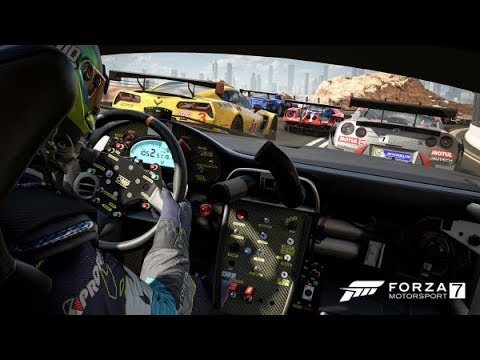 test forza motorsport 7 d mo pc triple crans youtube. Black Bedroom Furniture Sets. Home Design Ideas