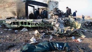 Крушение украинского самолёта в Иране | НОВОСТИ | 08.01.20