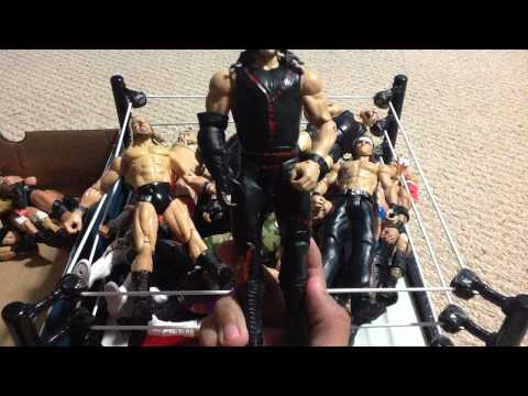Wwe action figures for trade!