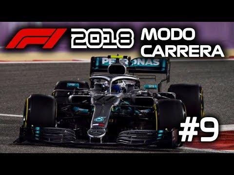F1 2018 Codemasters MODO TRAYECTORIA   #9 [DEMENCIAL 110%]