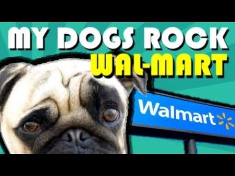 MY DOGS ROCK WALMART